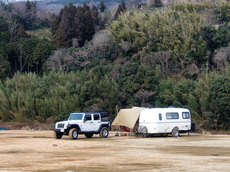 場 笠置 キャンプ